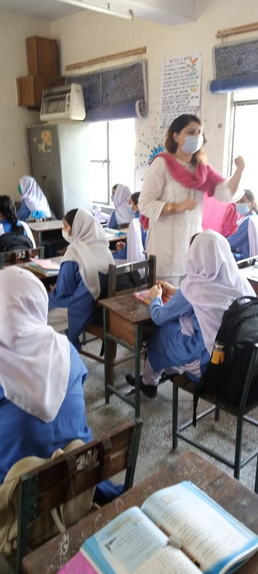 COVID19 SOPS FOR SAFE SCHOOL REOPENING IN PAKISTAN