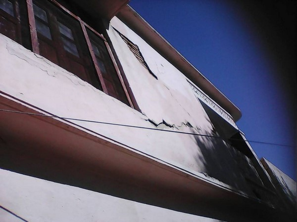 Earthquake Damages