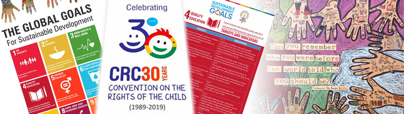 CRC 30 Years - Convention on the Rights of the education