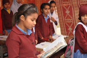 Ms Kate Anderson's Site Visit to Sheikhupura