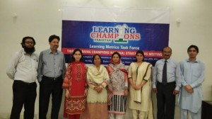 Third Learning Champions National Stakeholders Meeting Gallery
