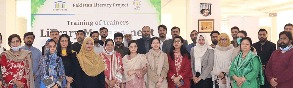 Pakistan Literacy Project - Room To Read
