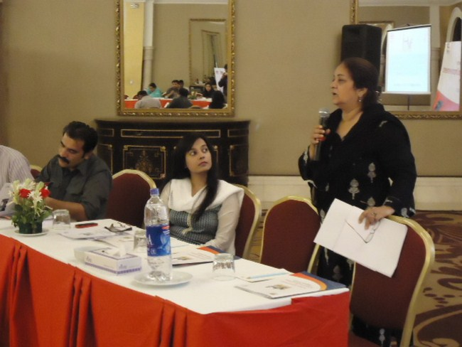 Stakeholders Dialogue (22 November 2012)