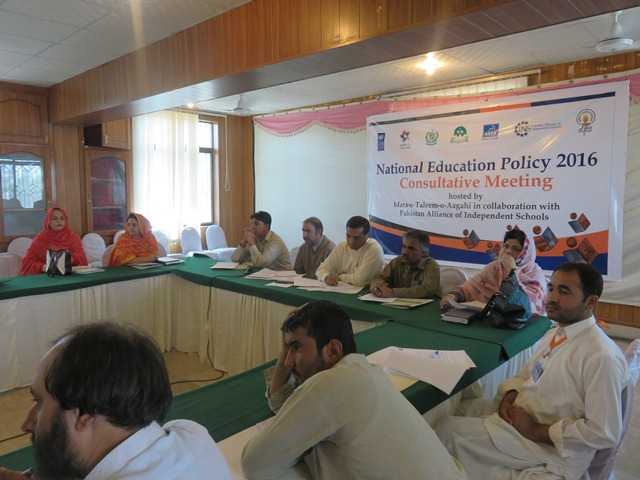 NEP Consultative Meeting Quetta 2015
