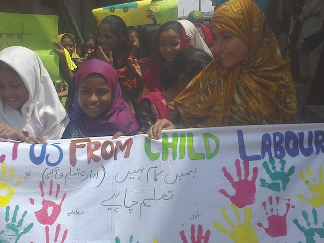 World Day Against Child Labor, 2013