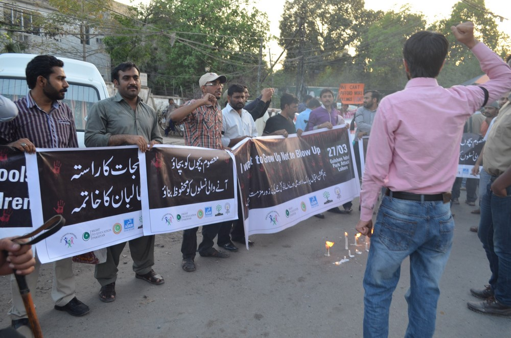 Civil Society Condemned Brutal Act Of Terrorism In Lahore