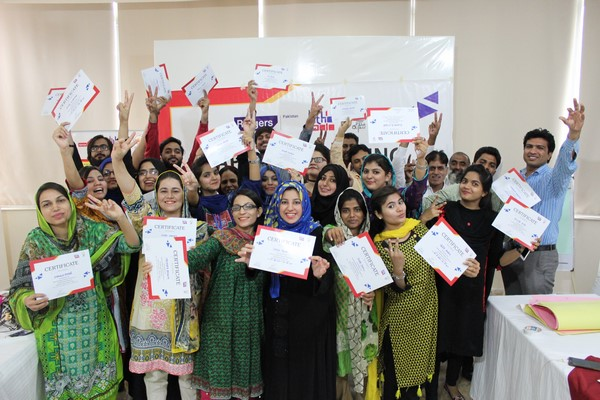 Three days training of teachers on Life Skills Based Education (Phase 2)