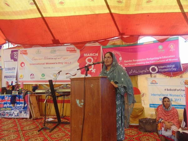 International Women Day Organized By ITA With The Collaboration of District Govt. and Civil Society Network Muzaffargarh