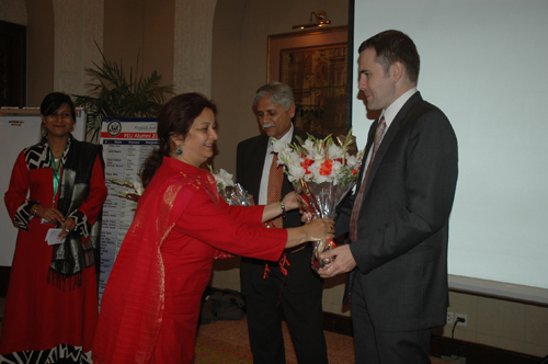 American Reciprocal Program 1st - 7th March, 2011.
