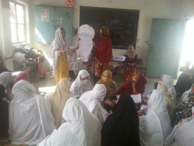 #CPB Female Training of Para Teachers Mardan